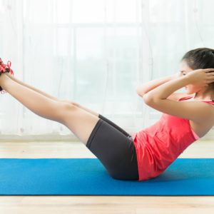 To Get and Stay Fit, Care for Your Lower Back