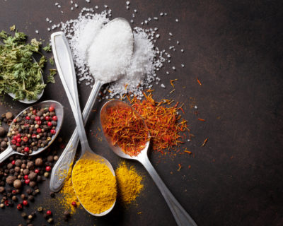 6 Spices That Make Healthy Food More Delicious